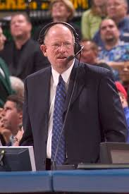 Mark Boyle, The Voice of the Pacers