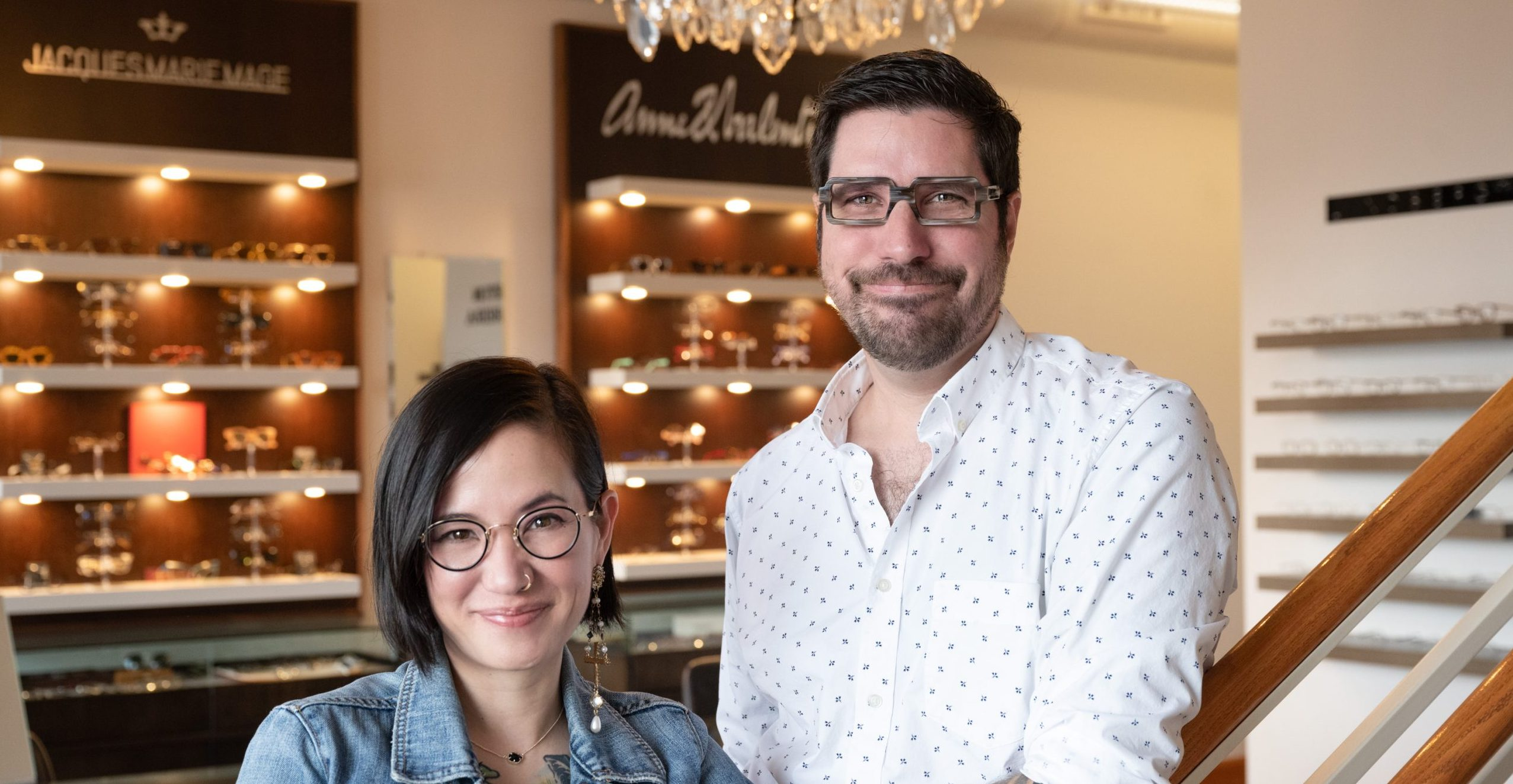 Dress Your Eyes With Distinctive and Handcrafted Eyewear