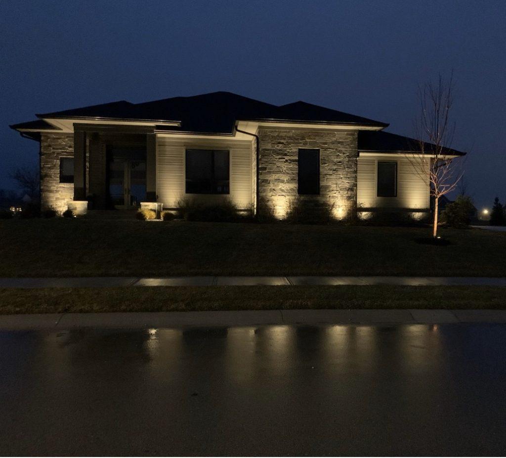 Landscape Illumination Outdoor Lighting