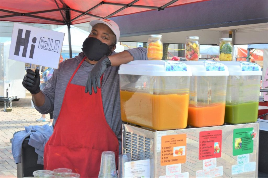 Carmel Farmers Market Celebrates