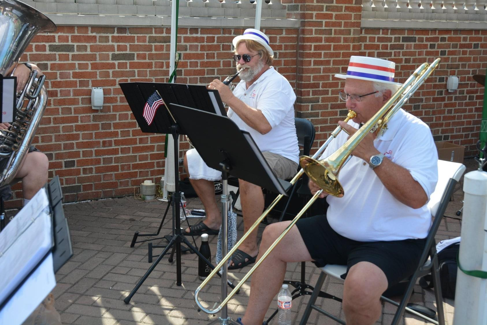 Let the Music Play at the Carmel Farmers Market