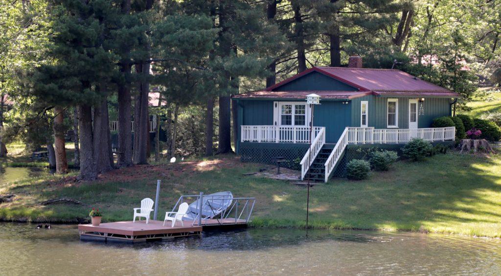Wasatch Lake Retreat