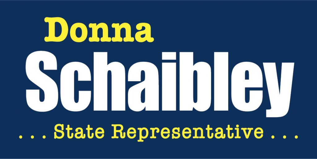 Reelect Donna Schaibley