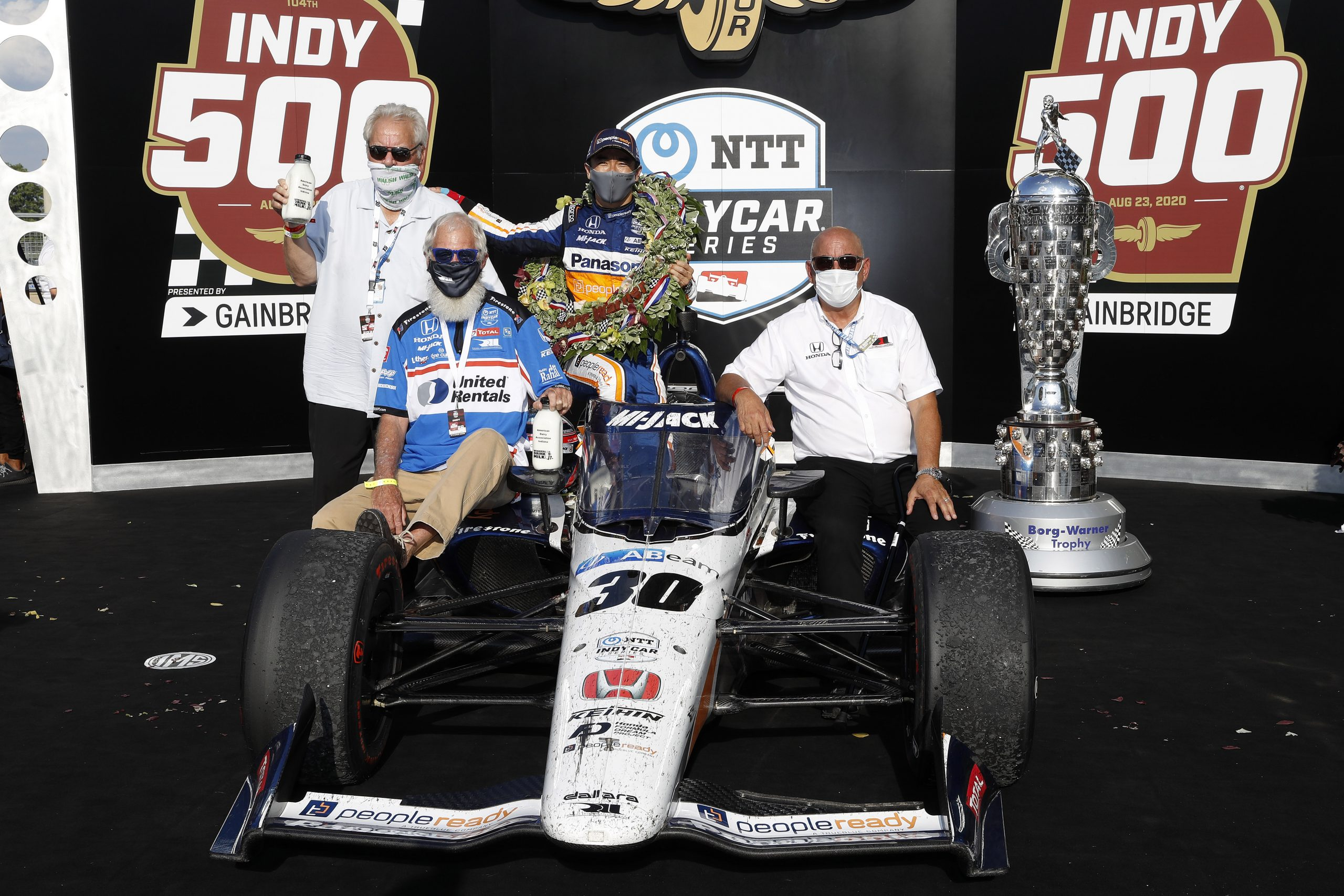 Rahal Letterman Lanigan Racing: Building Upon Its Legacy in Zionsville
