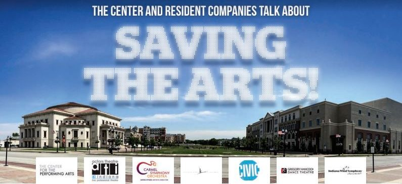 The Center and Resident Companies Talk About Saving The Arts!
