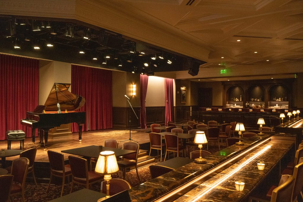 Michael Feinstein:Introducing Feinstein's at Hotel Carmichael