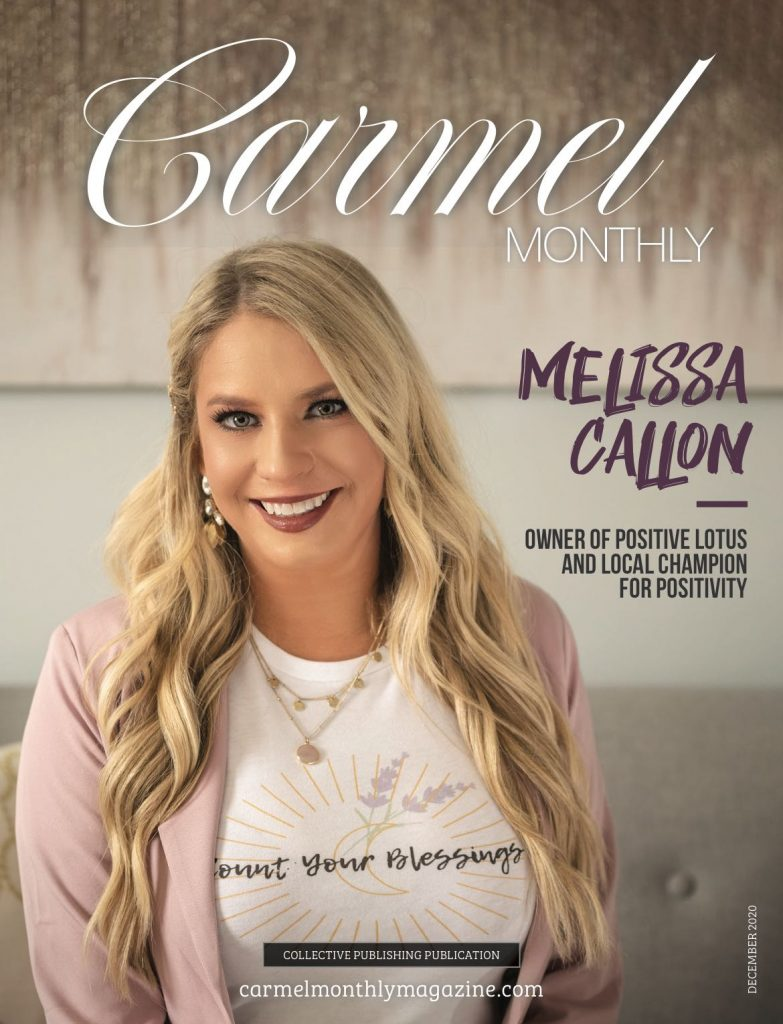 Melissa Callon Positive Lotus