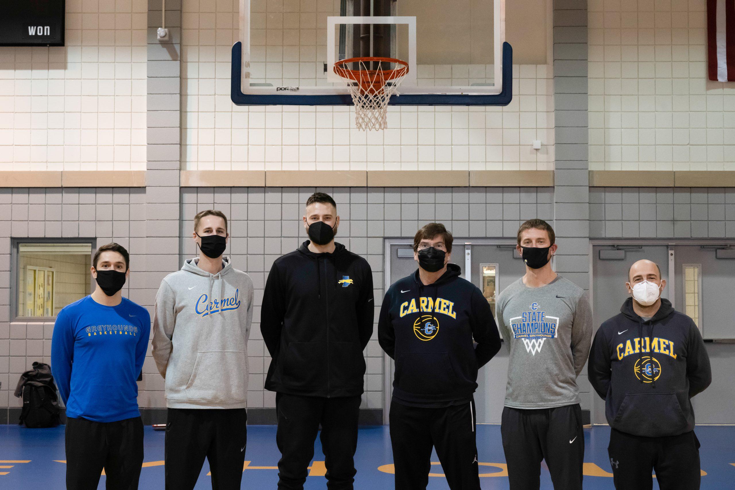 Josh McRoberts: Rejoins the CHS Pack as an Assistant Coach