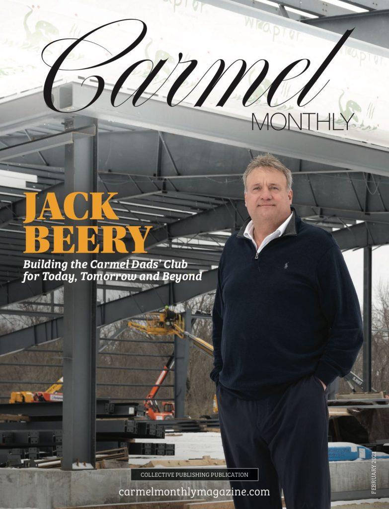 Jack Beery Carmel Dads'