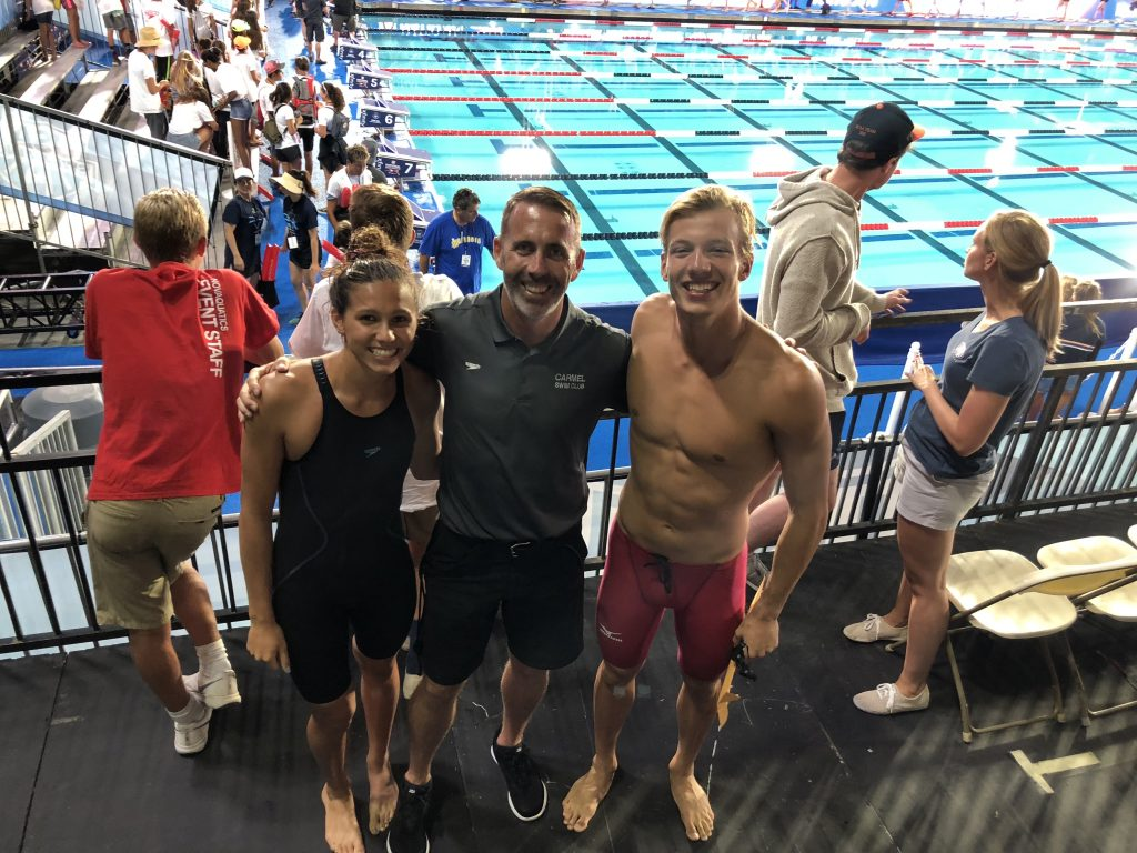The Carmel Swim Club Builds Upon Its Foundation of Excellence