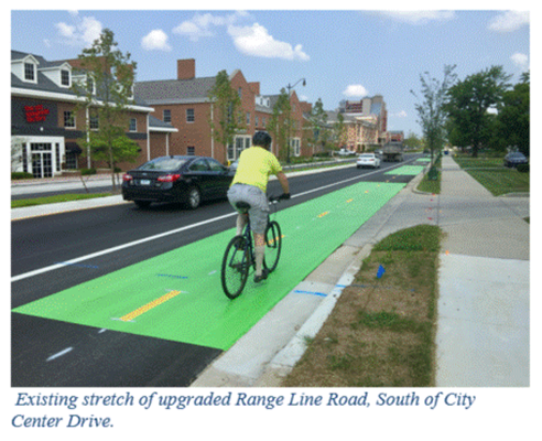 Next Phase of Range Line Road Transformation Will Extend Boulevard Design, Create New East-West Access into Midtown