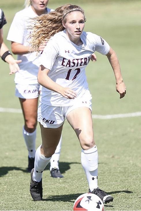 CHS Kicker Samantha Eastes
