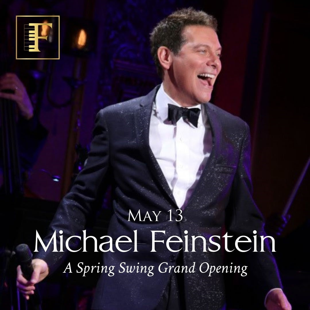 Hotel Carmichael, City of Carmel present historic ribbon cutting, grand opening of Michael Feinstein's new entertainment club