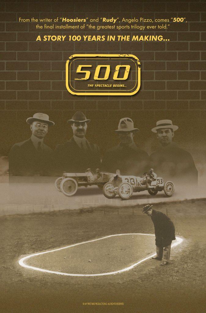 Angelo Pizzo's '500'