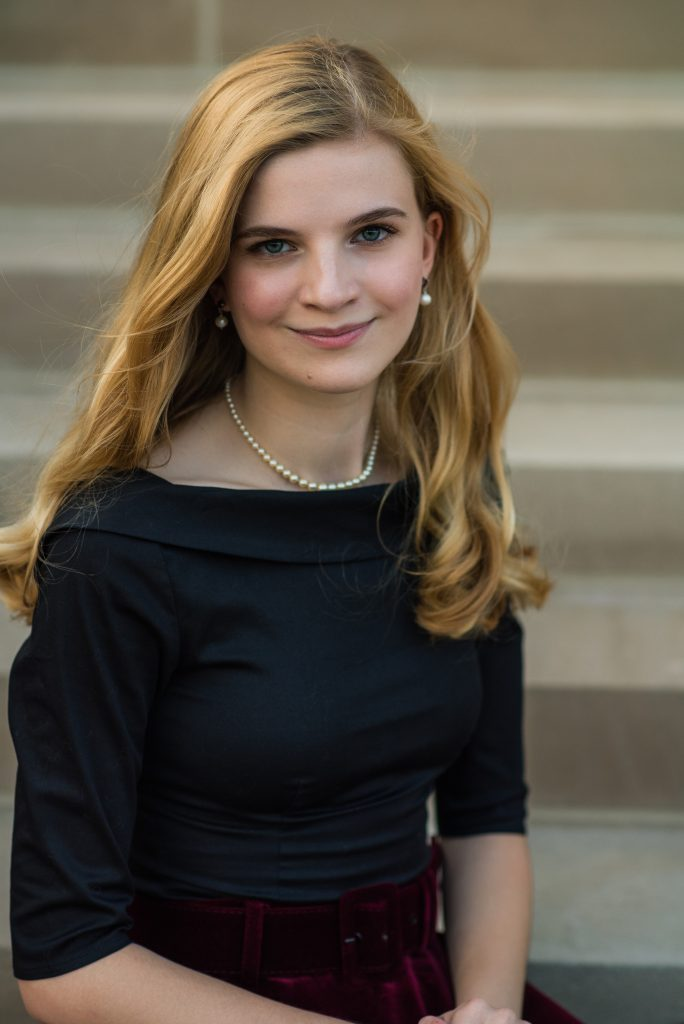Zoe Edwards Named US Presidential Scholar