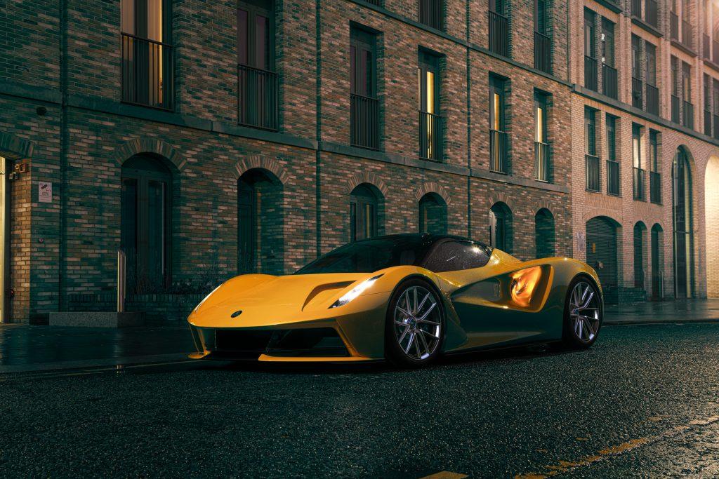 Artomobilia Gator Motorsport Lotus Evija