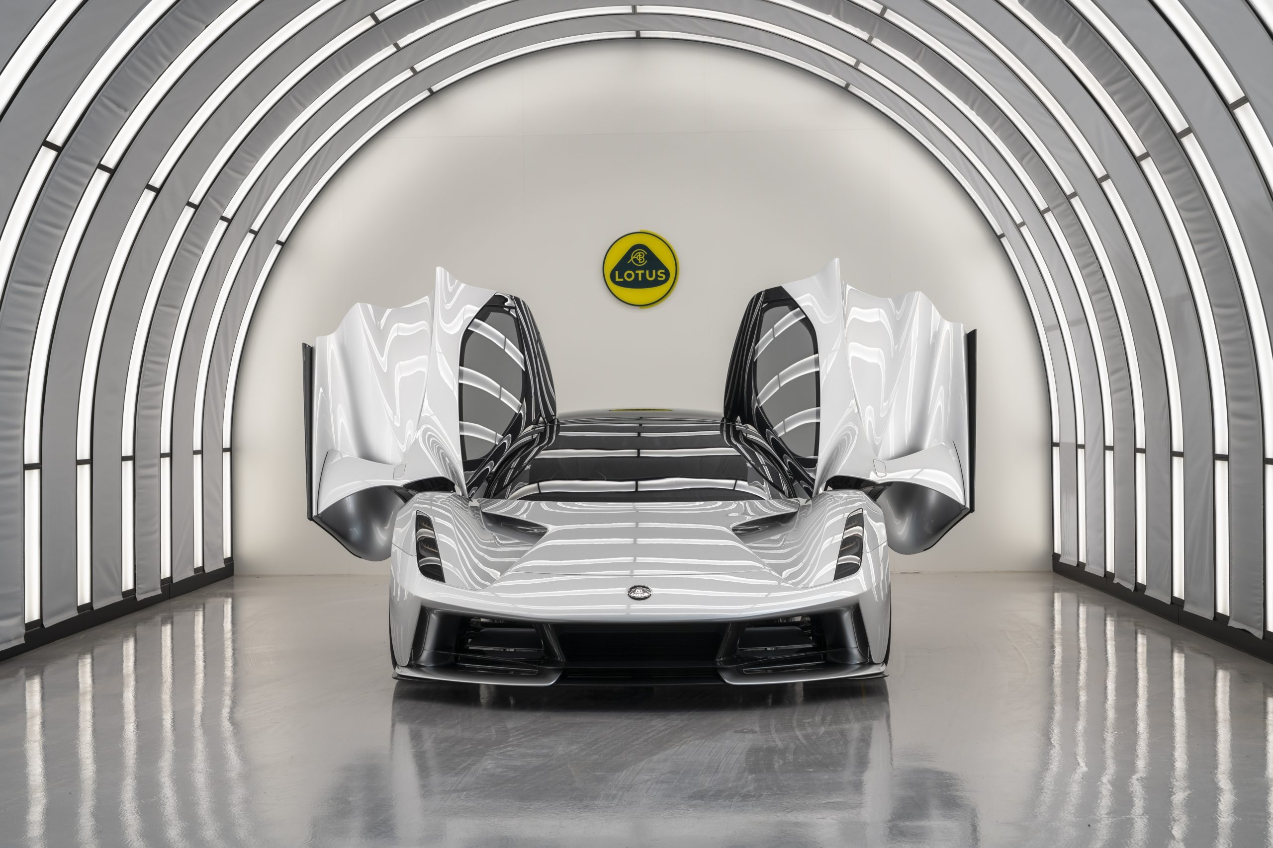 Artomobilia and Gator Motorsport Proudly Present: A Rare Opportunity To See The World's Only Lotus EV Hypercar!