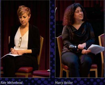Broadway Stars Carmel