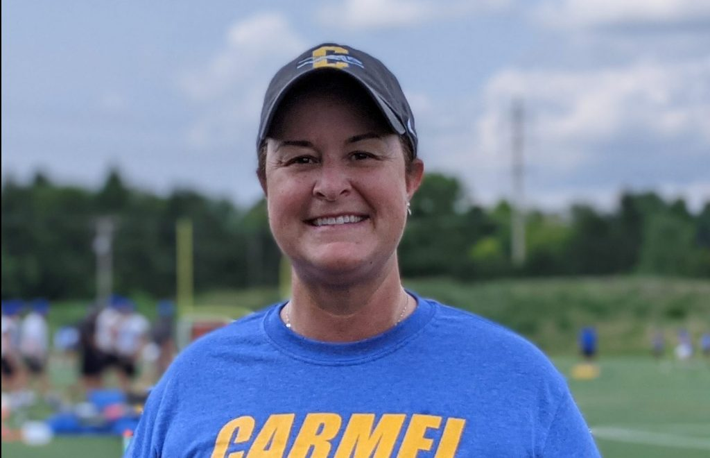In Her Own Words: Emily Good Speaks on Being CHS Football's First Female Director of Operations