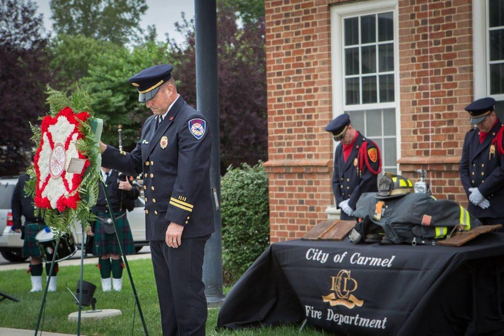 Carmel 20th 9/11 Anniversary