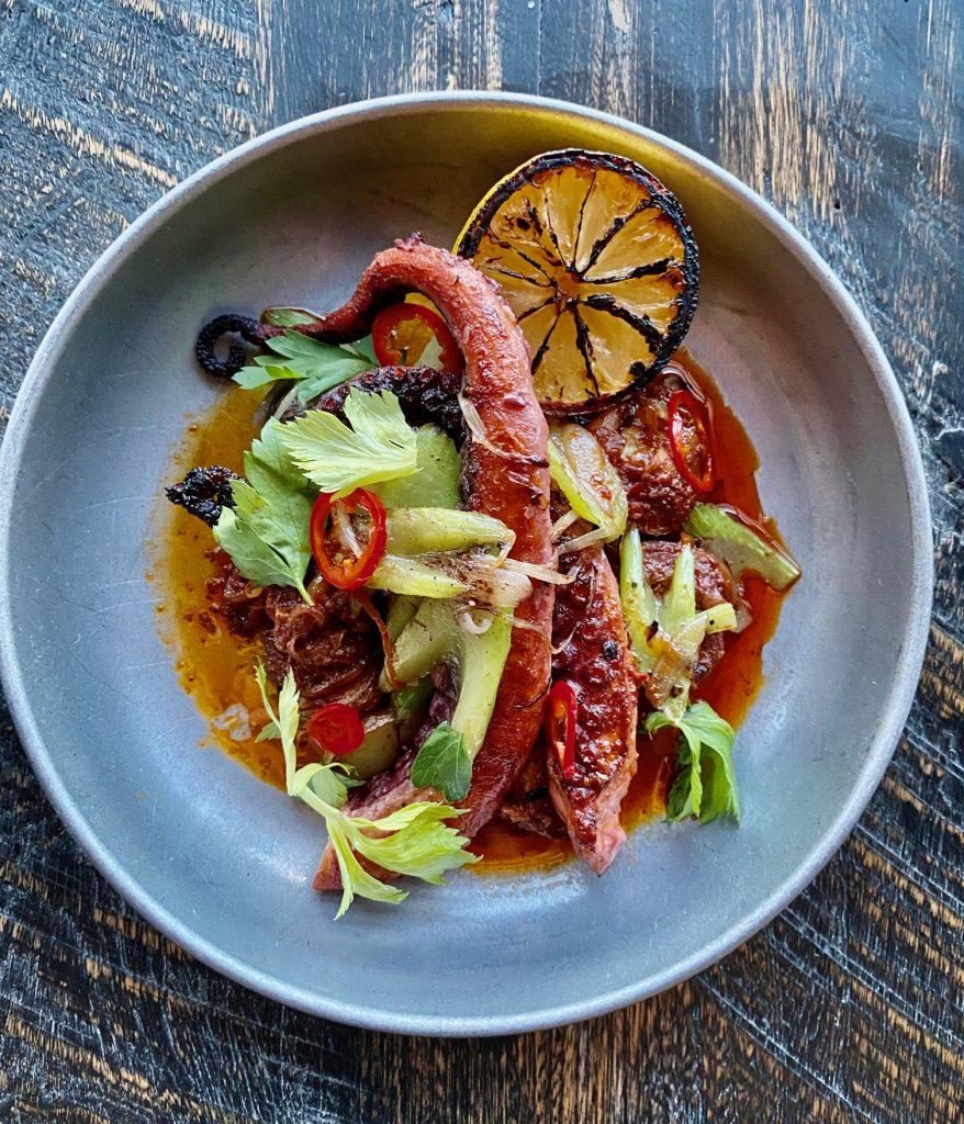 Carmel Osteria by Chef Fabio Viviani