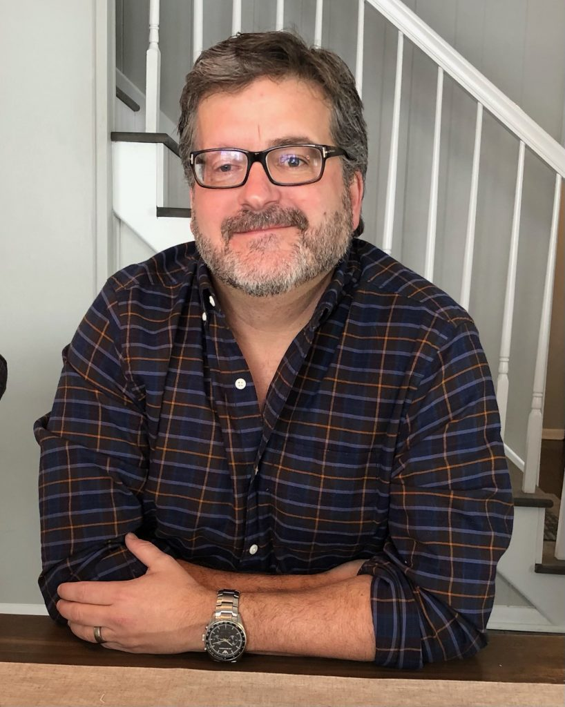 Rob Harrell Author Luncheon