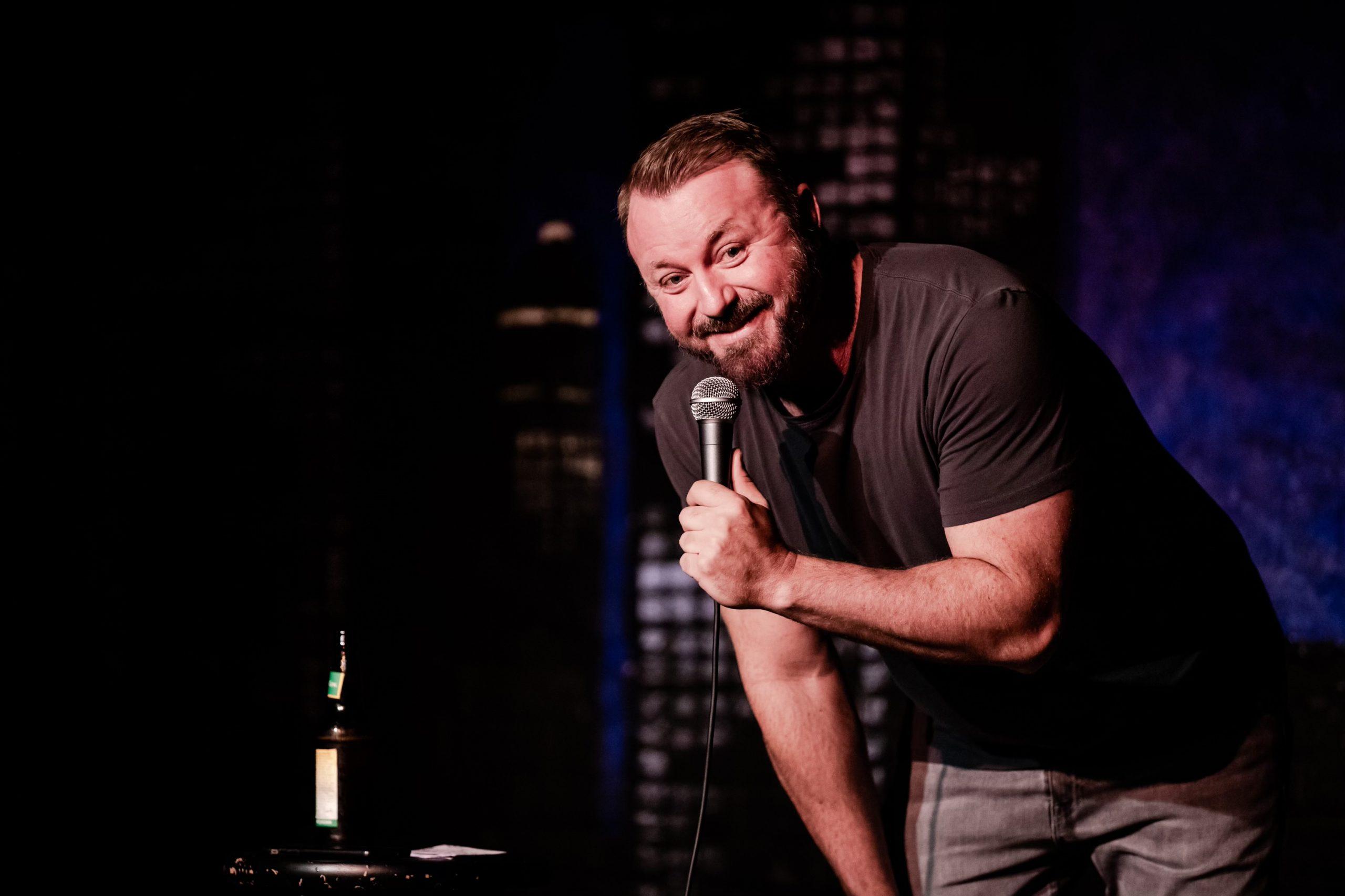Feinstein's at Hotel Carmichael Presents Comedian Todd McComas!