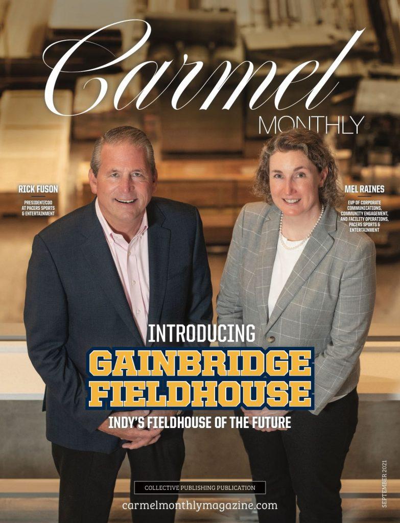 Introducing Gainbridge Fieldhouse