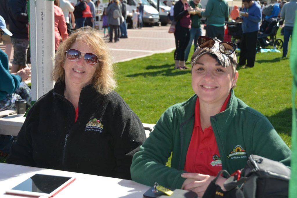 Carmel Farmers Market Volunteers