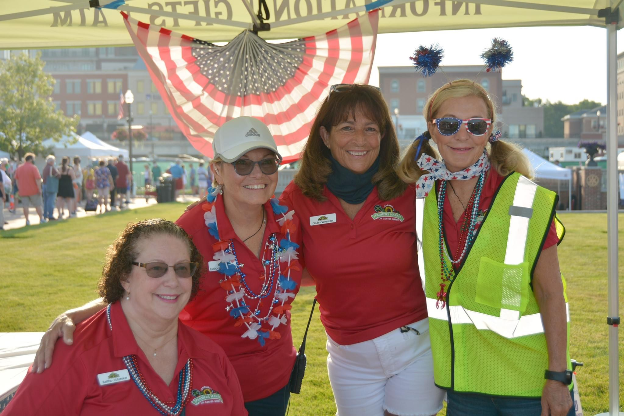 Carmel Farmers Market Gives Thanks to Its Dedicated Volunteers