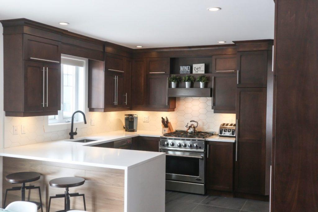 Spray Net kitchen cabinets refacing